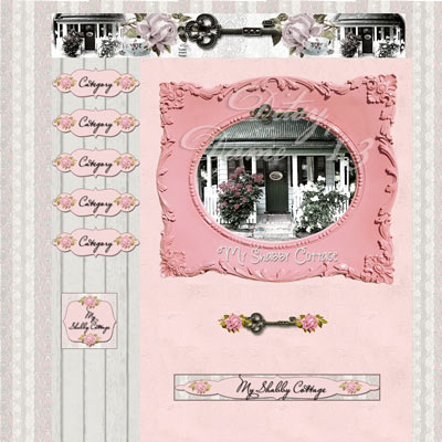 Shabby Cottage Shabby Chic Webset